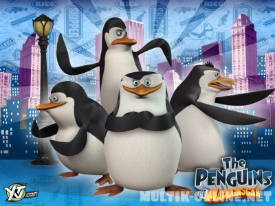 Пингвины из Мадагаскара / The Penguins of Madagascar