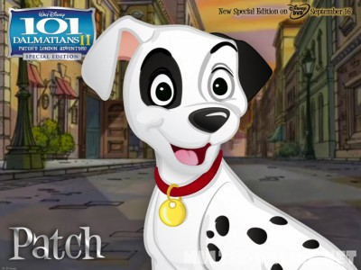 101 далматинец 2: Приключения Патча в Лондоне / 101 Dalmatians II: Patch's London Adventure