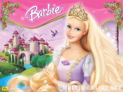 Барби и дракон / Barbie as Rapunzel