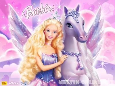 Барби: Волшебство Пегаса / Barbie and the Magic of Pegasus 3-D