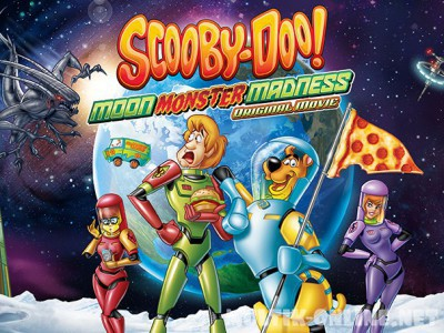 Скуби-Ду! Лунный безумный монстр / Scooby-Doo! Moon Monster Madness