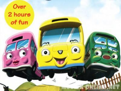Приключения говорящих автобусов / Busy Buses