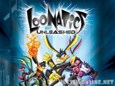 Лунатики / Loonatics Unleashed