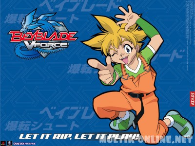 Бейблэйд [ТВ-2] / Beyblade V-Force