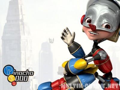 Пиноккио 3000 / Pinocchio 3000