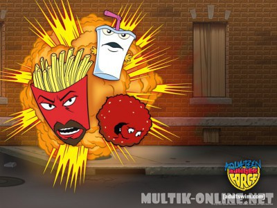 Команда Фастфуд / Aqua Teen Hunger Force