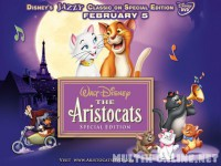 Коты-аристократы / The AristoCats