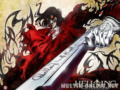 Хеллсинг Ultimate [OVA] / Hellsing Ultimate