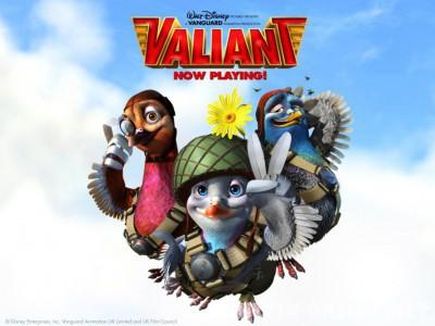 Вэлиант: Пернатый спецназ / Valiant