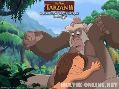 Тарзан 2 / Tarzan II