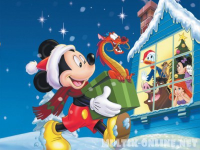 Волшебное Рождество у Микки / Mickey's Magical Christmas: Snowed in at the House of Mouse