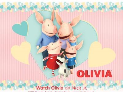 Оливия / Olivia