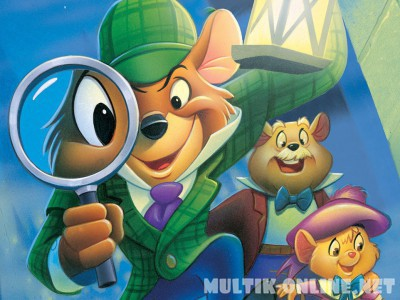 Великий мышиный сыщик / The Great Mouse Detective