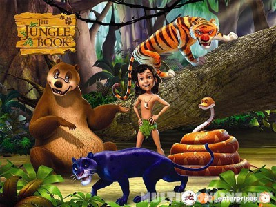 Книга джунглей (сериал) / The Jungle Book