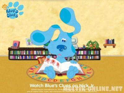 Умная собачка Блу / Blue's Clues