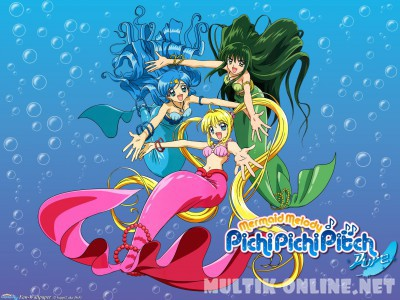 Мелодия русалки: Пити Пити Питч / Mermaid Melody: Pichi Pichi Pitch