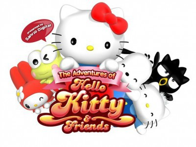 Приключения Hello Kitty и ее друзей / The Adventures Of Hello Kitty & Friends