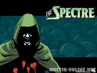 Витрина DC: Мираж / DC Showcase: The Spectre
