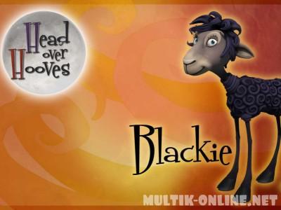 Блэки летит на Луну / Black to the Moon 3D
