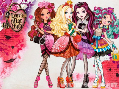 Школа Эвер Афтер / Ever After High