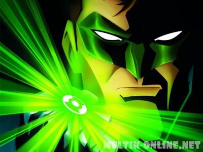 Зеленый Фонарь: Первый полет / Green Lantern: First Flight