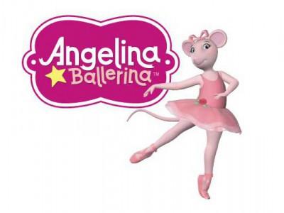Анджелина-балерина / Angelina Ballerina