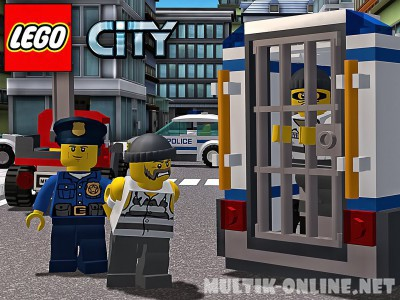 Истории Лего Сити / LEGO City Stories