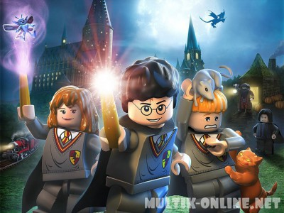 ЛЕГО Гарри Поттер / LEGO Harry Potter