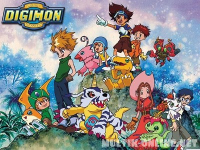 Приключения Дигимонов / Digimon: Digital Monsters