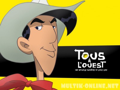 Путешествие на запад / Tous à l'Ouest: Une aventure de Lucky Luke
