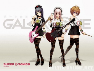 Супер Сонико / SoniAni: Super Sonico the Animation