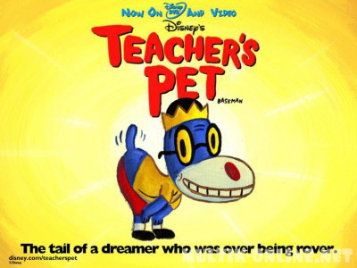 Любимец учителя / Teacher's Pet