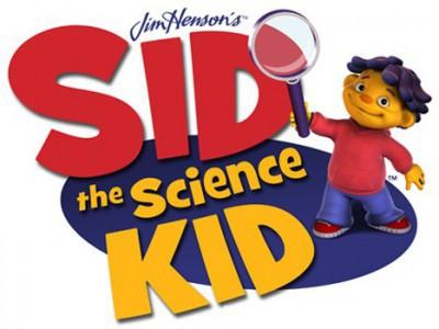 Сид – маленький учёный / Sid the Science Kid