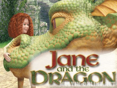 Джейн и дракон / Jane and the Dragon