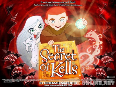 Тайна Келлс / The Secret of Kells