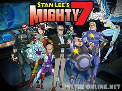 Могучая Семёрка Стэна Ли / Stan Lee's Mighty 7