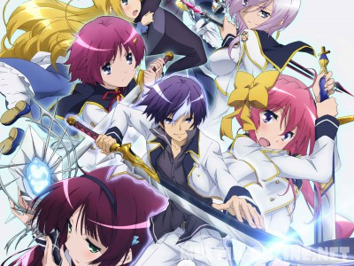 Песнь проклятия для святого рыцаря / Seiken Tsukai no World Break