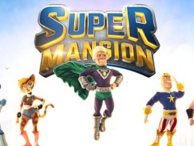 Суперособняк / SuperMansion