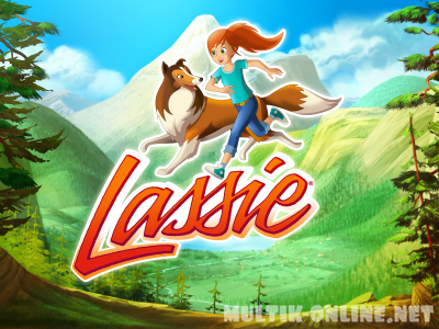Новые приключения Лэсси / The New Adventures of Lassie