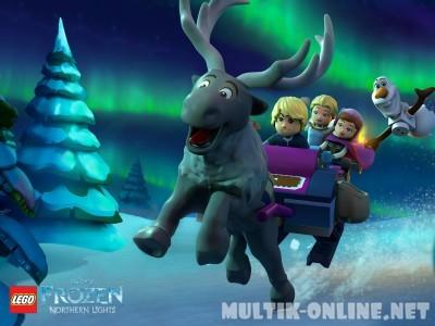Лего: Холодное сердце - северное сияние / LEGO Frozen Northern Lights