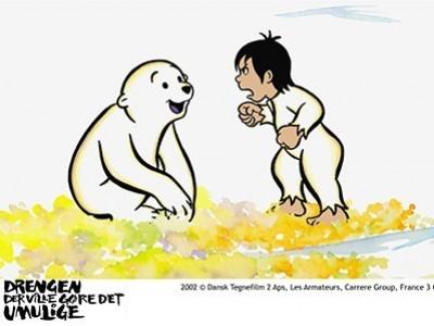 Мальчик, который хотел быть медведем / Drengen der ville gøre det umulige