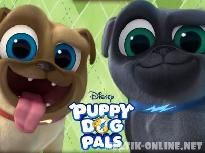 Дружные мопсы / Puppy Dog Pals