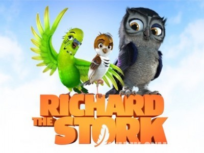 Трио в перьях / Richard the Stork
