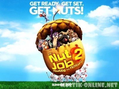 Реальная белка 2 / The Nut Job 2: Nutty by Nature
