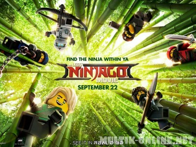 ЛЕГО Ниндзяго Фильм / The LEGO Ninjago Movie