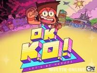 OK K.O.! Давайте будем героями / OK K.O.! Let's Be Heroes