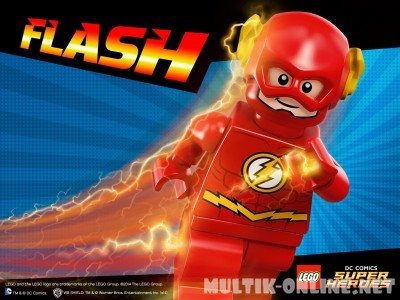 Лего: Флэш / Lego DC Comics Super Heroes: The Flash