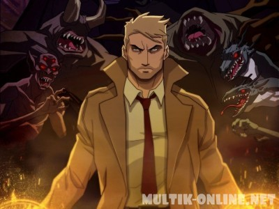 Константин: Город демонов / Constantine: City of Demons