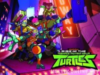 Черепашки-ниндзя: Восстание / Rise of the Teenage Mutant Ninja Turtles