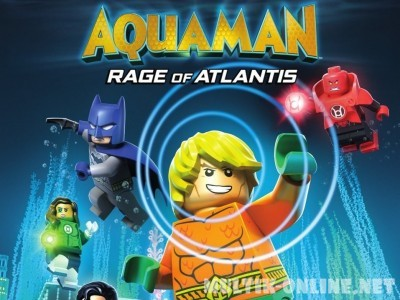 LEGO DC Comics Супер герои: Аквамен - Ярость Атлантиды / LEGO DC Comics Super Heroes: Aquaman - Rage of Atlantis